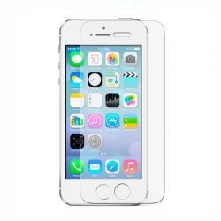 iPhone 5 / 5S / 5C SE - Tempered glass screenprotector 9H 2.5D
