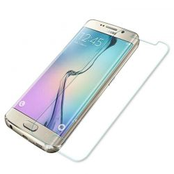 Samsung Galaxy S6 Edge - Tempered glass 9H 2.5D