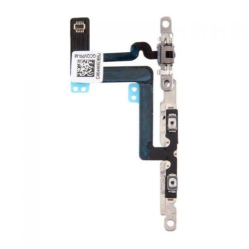 Volumeknop en vibrator voor iPhone 6 Plus