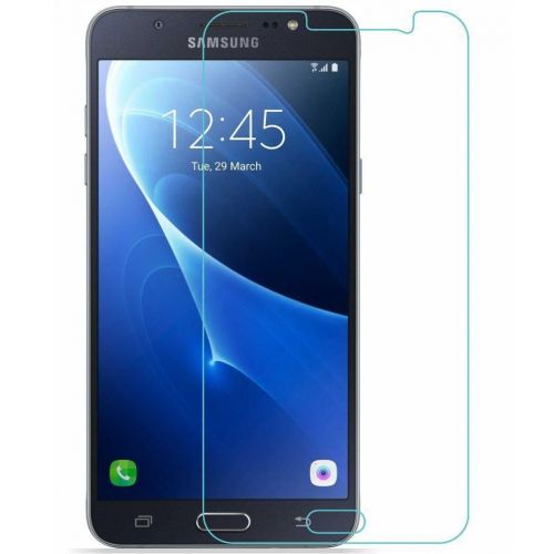 Samsung Galaxy J7 2016 - Tempered glass screenprotector 9H 2.5D