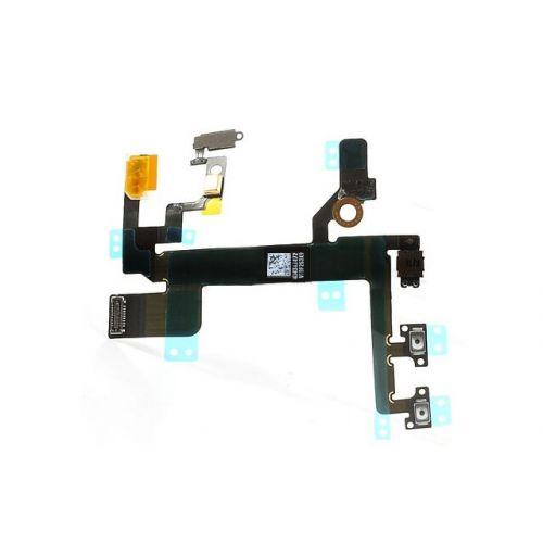Nappe power volume vibreur pour iPhone 5s ( flash et micro interne)