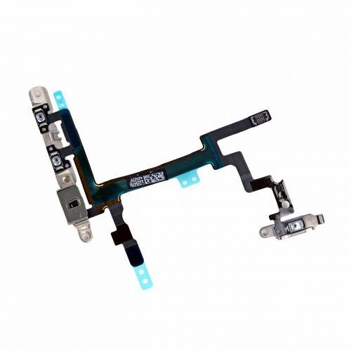 Nappe power volume vibreur complète pour iPhone 5 ( flash et micro interne)