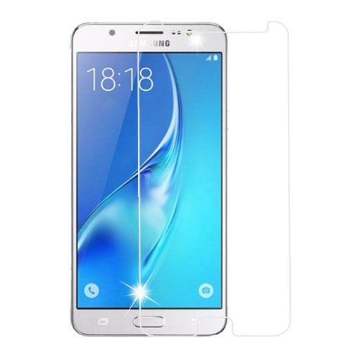 Samsung Galaxy J7 2017 - Tempered glass screenprotector 9H 2.5D