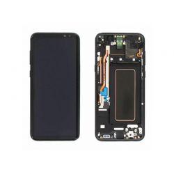 Zwart scherm voor Samsung Galaxy S8 Plus SM-G955 - Originele kwaliteit