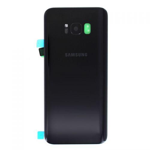 Face Arrière Noir Samsung Galaxy S8 Plus SM-G955