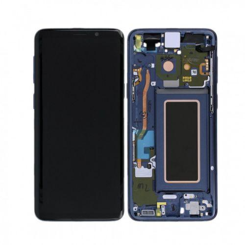 Blue Screen for Samsung Galaxy S9 SM-G960F - Original Quality