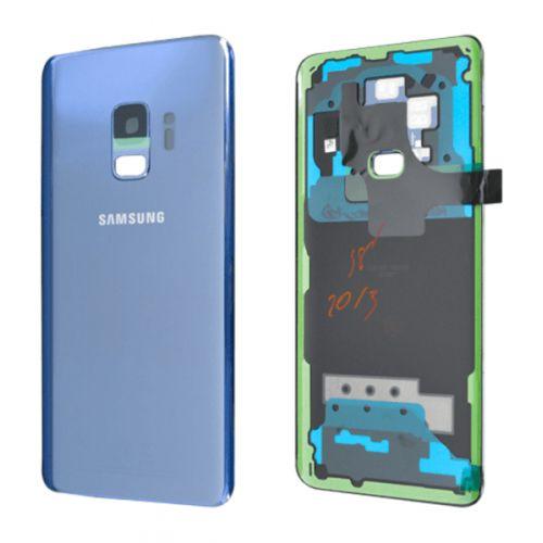 Back Cover Blauw Samsung Galaxy S9 SM-G960