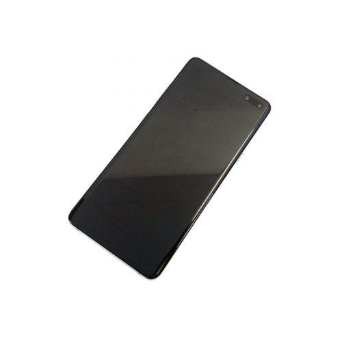 Zwart scherm voor Samsung Galaxy S10 5G SM-G977B - Originele kwaliteit