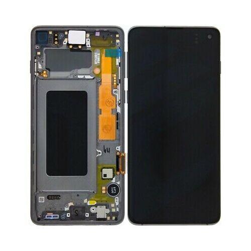 Écran Gris pour Samsing Galaxy S10 5G SM-G977B - Qualité Originale