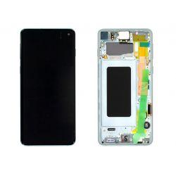 Groen scherm voor Samsung Galaxy S10 SM-G973F - Originele kwaliteit