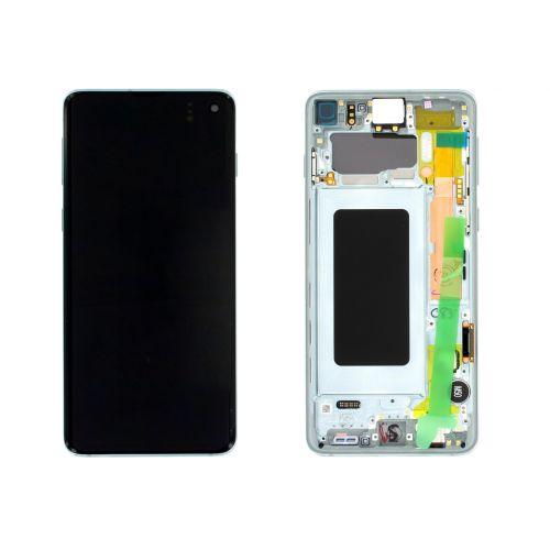 Green Screen for Samsung Galaxy S10 SM-G973F - Original Quality