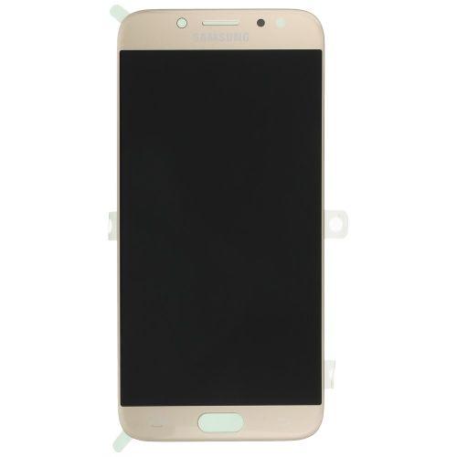 Gold Screen for Samsung Galaxy J7 (2017) SM-J730 - Original Quality