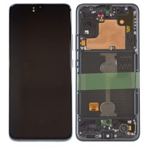 Écran Noir pour Samsung Galaxy A90 SM-A908B - Qualité Originale