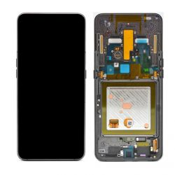 Écran Noir pour Samsung Galaxy A80 SM-A805F - Qualité Originale