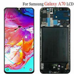 Zwart scherm voor Samsung Galaxy A70 SM-A705FN - Originele kwaliteit