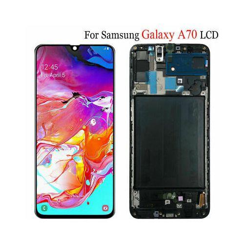 Black Screen for Samsung Galaxy A70 SM-A705FN - Original Quality