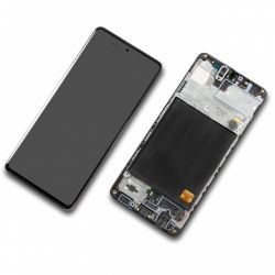 Zwart scherm voor Samsung Galaxy A51 SM-A515F - Originele kwaliteit