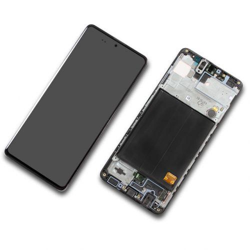 Black Screen for Samsung Galaxy A51 SM-A515F - Original Quality
