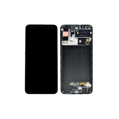 Black Screen for Samsung Galaxy A30s SM-A307F - Original Quality
