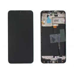 Black Screen for Samsung Galaxy A10 SM-A105F - Original Quality