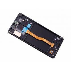 Zwart scherm voor Samsung Galaxy A9 (2018) SM-A920F - Originele kwaliteit