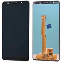 Zwart scherm voor Samsung Galaxy A7 (2018) SM-A750F - Originele kwaliteit
