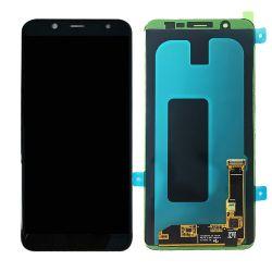 Zwart scherm voor Samsung Galaxy A6 (2018) SM-A600F - Originele kwaliteit