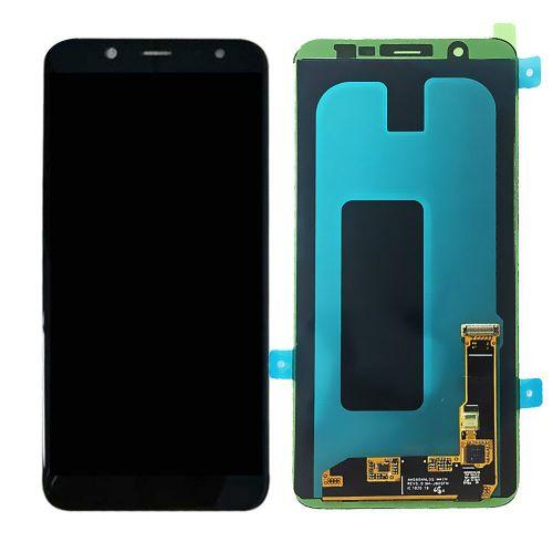Black Screen for Samsung Galaxy A6 (2018) SM-A600F - Original Quality