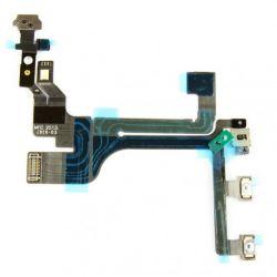 Krachtvolumevibrator voor iPhone 5C (flitser en interne microfoon)