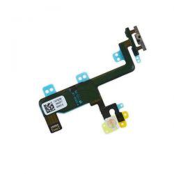 Nappe du bouton power pour iPhone 6 (avec flash et micro interne)