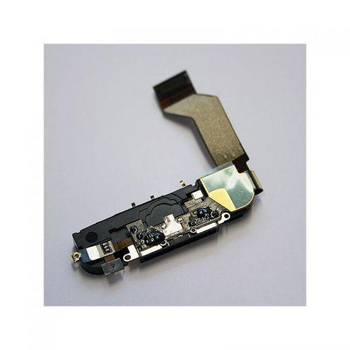 Dock connecteur de charge pour iPhone 4s complet (HP et antenne)