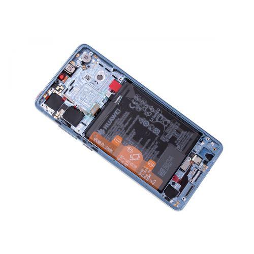 Écran Mauve pour Huawei P30 avec Batterie - Qualité Originale