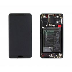 Black Screen for Huawei Mate 10 with Battery - Original Quality