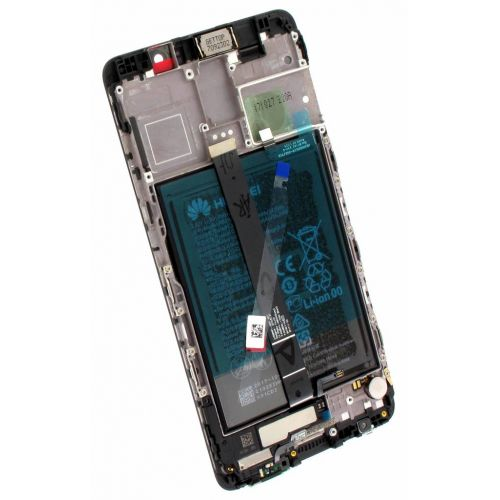 Black Screen for Huawei Mate 9 with Battery - Original Quality
