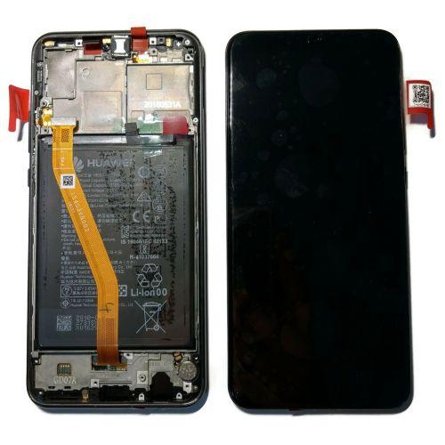 Écran Noir pour Huawei Nova 3 avec Batterie - Qualité Originale