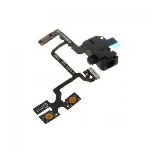 Nappe du bouton volume et vibreur +jack pour iPhone 4