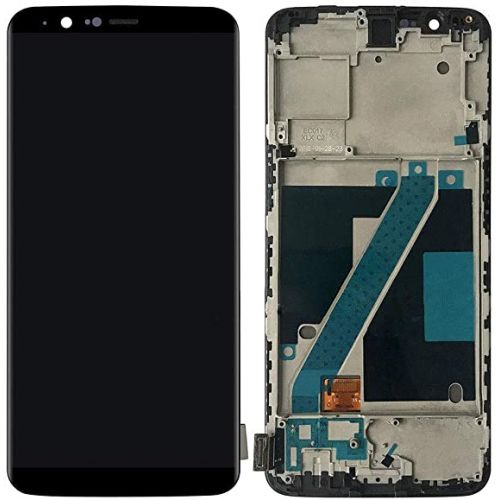 Écran Noir pour OnePlus 5T - Qualité Originale
