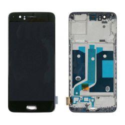 Zwart scherm voor OnePlus 5 - Originele kwaliteit