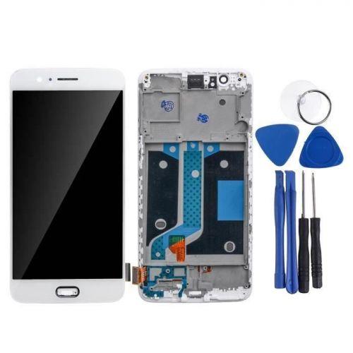 Écran Blanc pour OnePlus 5 - Qualité Originale