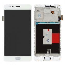 Wit scherm voor OnePlus 3 / 3T - Originele kwaliteit