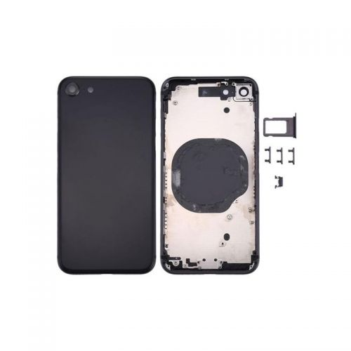 bezzel + Rear Glass for iPhone 8
