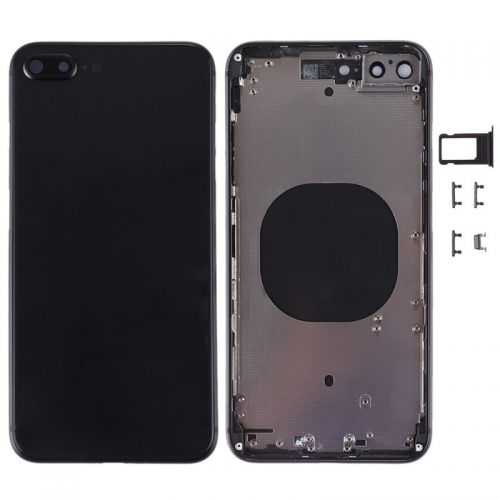 bezzel + Rear Glass for iPhone 8 Plus