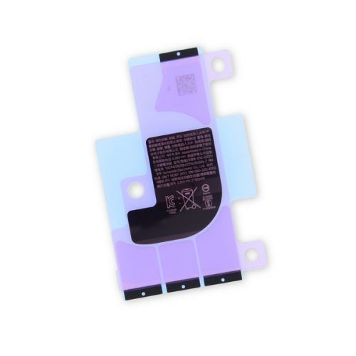 Sticker for iphone X / Xs battery