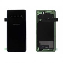 Black back panel for Samsung Galaxy S10 SM-G973