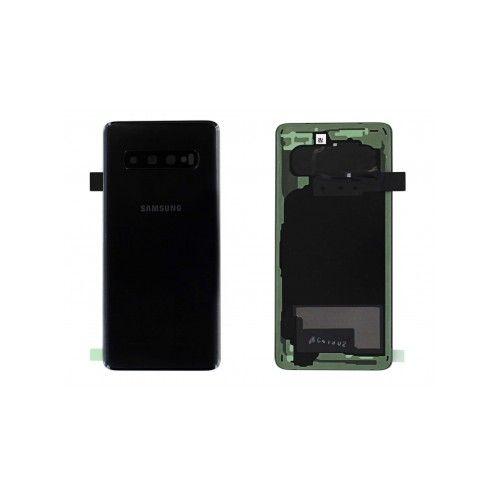 Black back panel for Samsung Galaxy S10 SM-G973