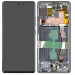 Écran Noir pour Samsung Galaxy S10 Lite SM-G770F - Qualité Originale