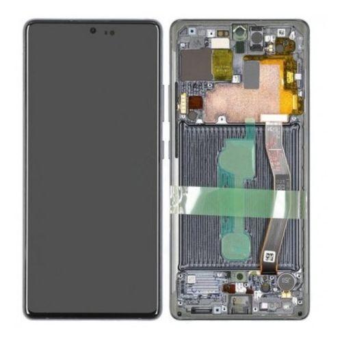 Black Screen for Samsung Galaxy S10 Lite SM-G770F - Original Quality