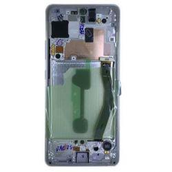 Écran Blanc pour Samsung Galaxy S10 Lite SM-G770F - Qualité Originale