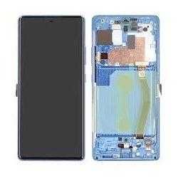 Écran Bleu pour Samsung Galaxy S10 Lite SM-G770F - Qualité Originale