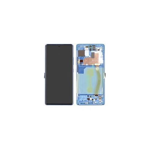 Blauw scherm voor Samsung Galaxy S10 Lite SM-G770F - Originele kwaliteit